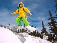 Где покататься на сноуборде в СПб