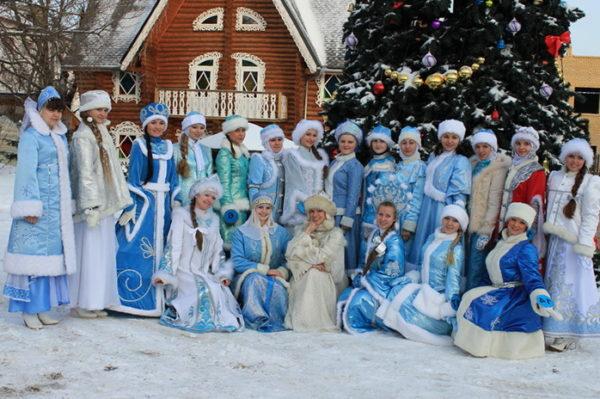 Кострома – родина Снегурочки ждёт гостей