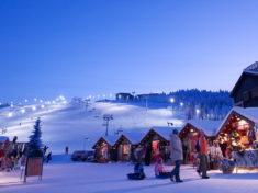 Леви Финляндия горнолыжный курорт официальный