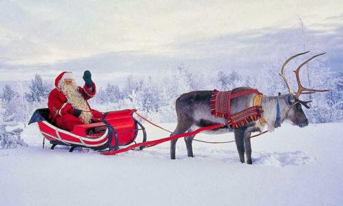 Новый год в Финляндии куда поехать