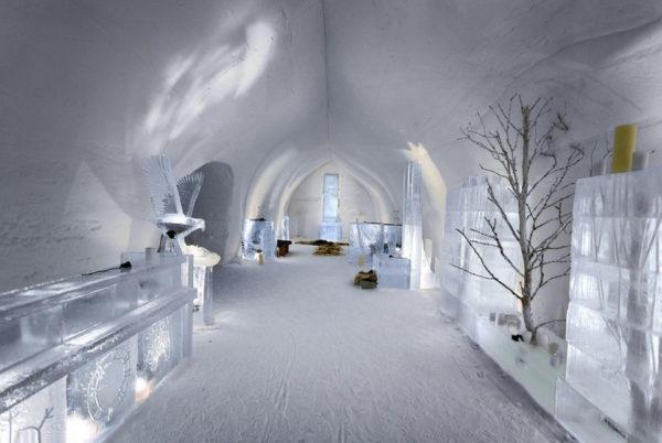 Новый год в Снежной деревне