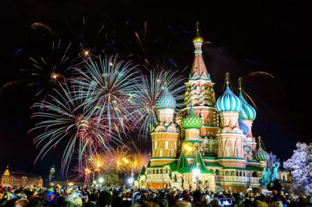 Отдых на Новый год 2017 куда поехать в России