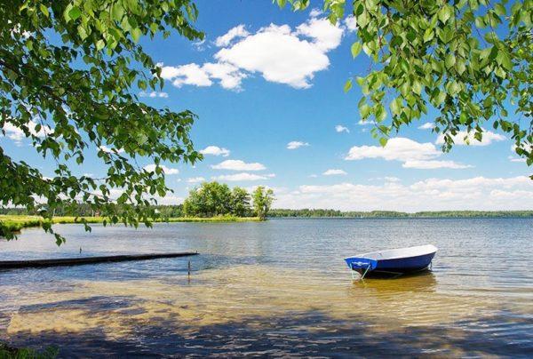 Озеро Валдай описание