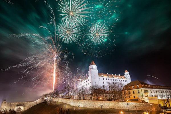 Празднуем Новый год в Словакии