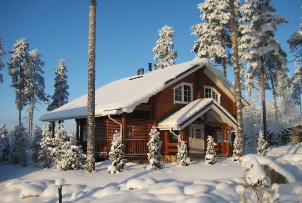 Снять коттедж на новый год в Ленинградской Области недорого