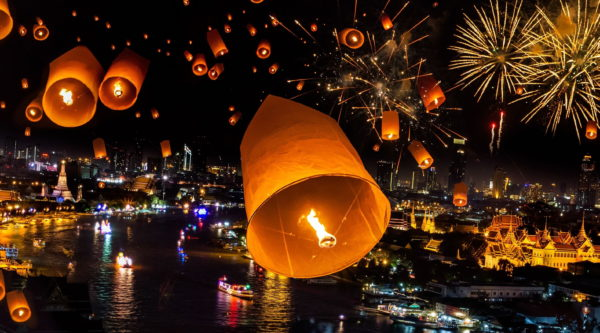 Зимние праздники в Таиланде