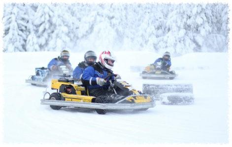 Финляндия отдых зимой цены