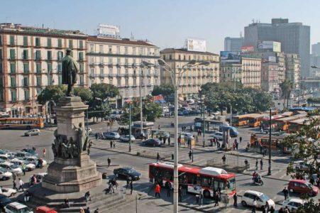 Неаполь достопримечательности фото