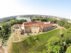 Несвижский замок фото