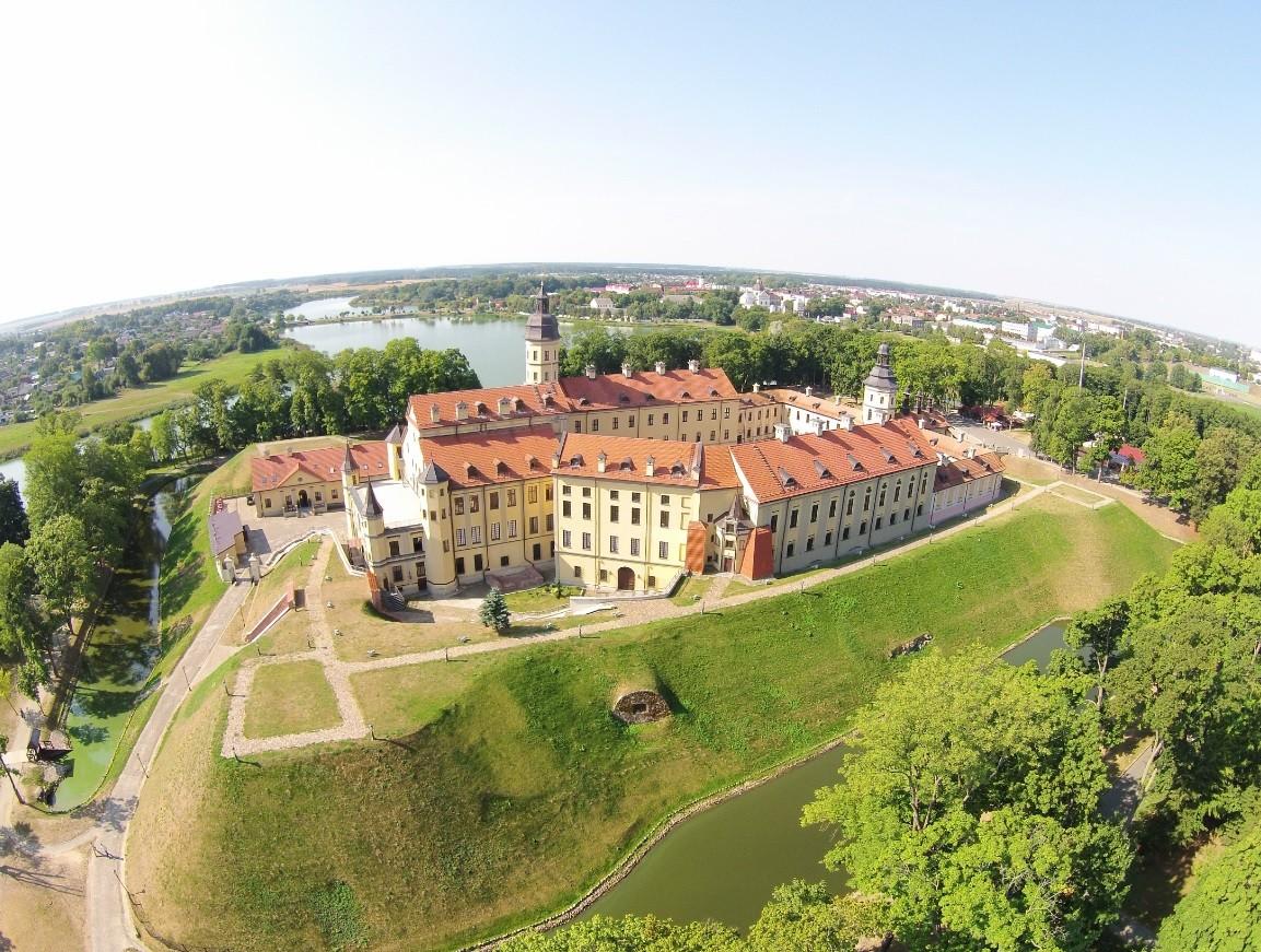 Мирский замок в Беларуси, фото после реставрации, как добраться из Минска в Мирский замок