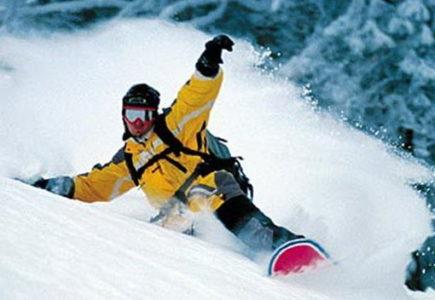 Где покататься на сноуборде в Москве  и Подмосковье
