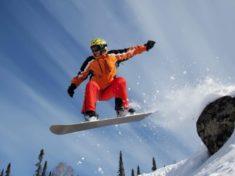 Где покататься на сноуборде в России