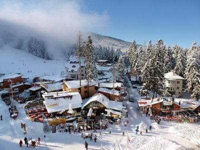 Болгария зимой отдых
