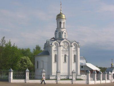 Иваново достопримечательности зимой