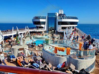 Круиз по Европе на лайнере цены