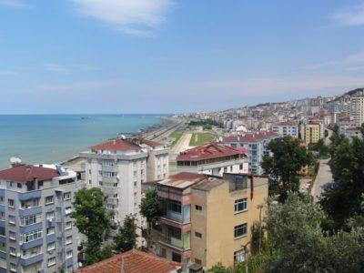 Паромы из Сочи в Турцию