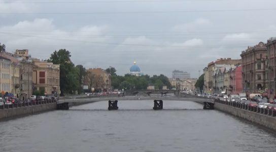Санкт-Петербург достопримечательности зимой