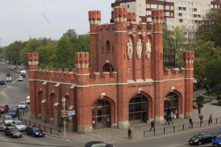 Калининград достопримечательности фото и описание