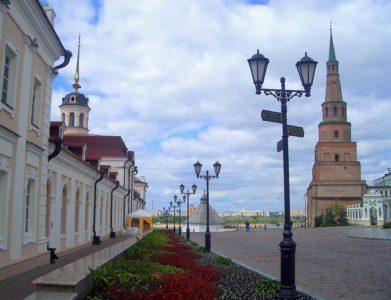 Казань достопримечательности фото с описанием