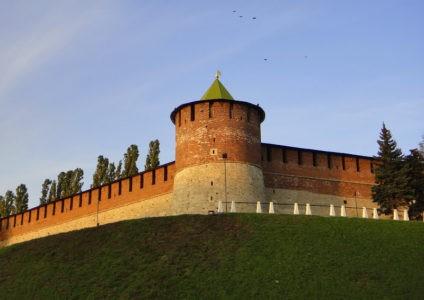 Нижний Новгород достопримечательности куда шодить зимой