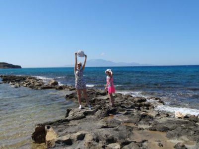 Температура воды на острове Закинф или почему нужно ехать на курорт  Циливи?!
