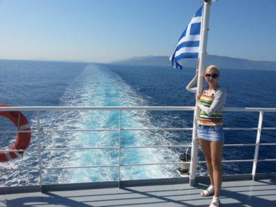 Остров Закинф Греция фото