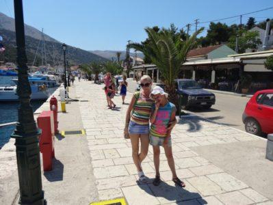Столица острова Кефалония: Аргостоли