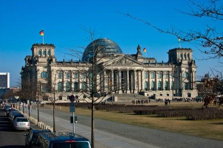 Достопримечательности Берлина фото с названиями