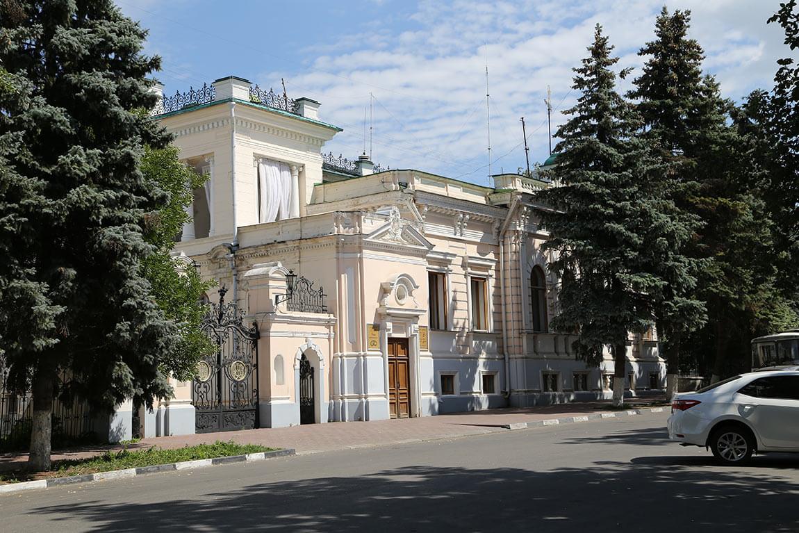 Ульяновск достопримечательности фото с описанием