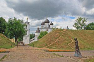 Города золотого кольца России список с фото