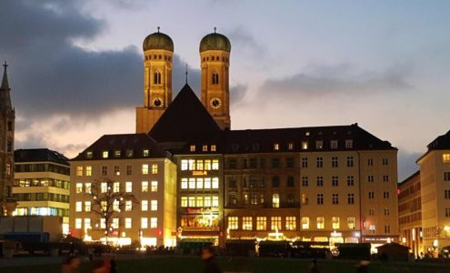 Достопримечательности Мюнхена и окрестностей