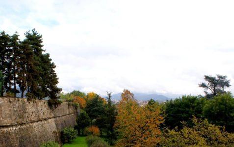 Достопримечательности Бергамо Италия
