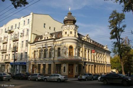 Достопримечательности Ростова-на-Дону фото с описанием