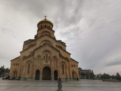 Грузия Тбилиси достопримечательности