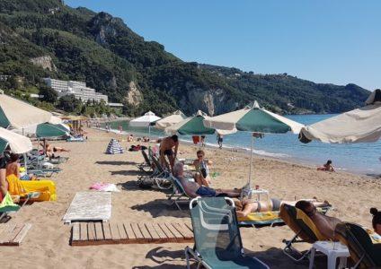 Остров Корфу Греция достопримечательности
