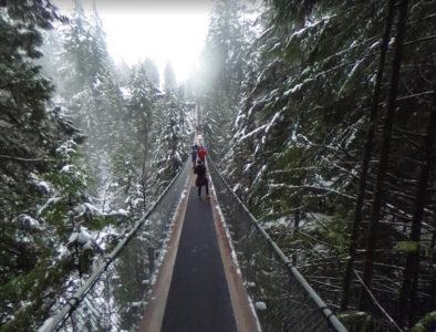Ванкувер город в Канаде достопримечательности