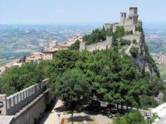 Сан-Марино Италия достопримечательности