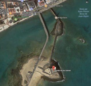 Столица острова Лансароте