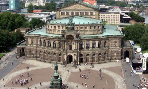 Дрезден достопримечательности за один день