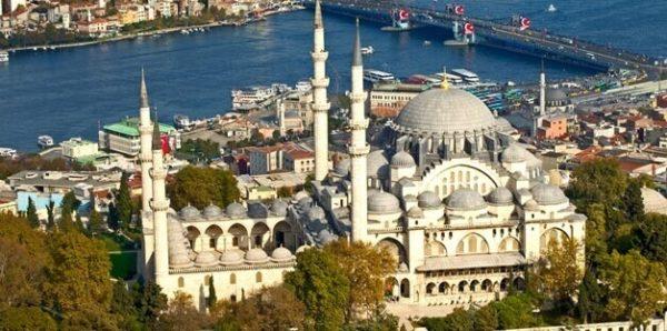 Стамбул достопримечательности фото и описание