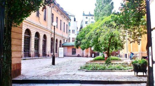 Стокгольм достопримечательности летом
