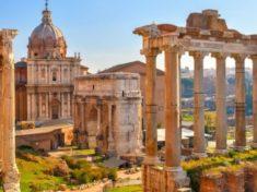 Достопримечательности Рима Италия фото с названиями и описанием