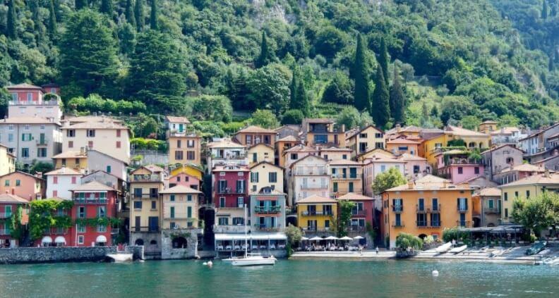 Как добраться в Комо из Милана, Бергамо: маршруты до озера Комо