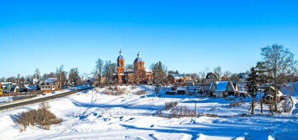Однодневные экскурсии из Санкт-Петербурга на автобусе