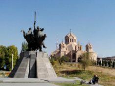 Ереван достопримечательности фото с описанием