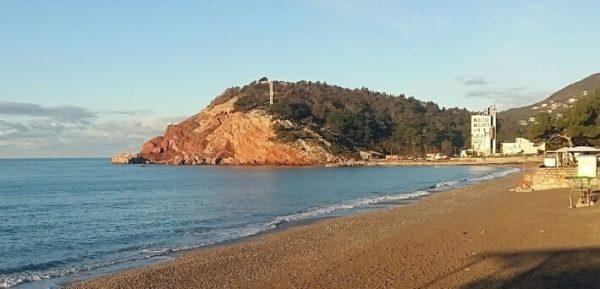 Черногория курорты у моря с песчаным пляжем