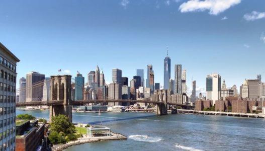 Нью-Йорк сити достопримечательности