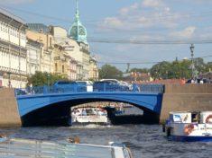 Экскурсия по рекам и каналам СПб