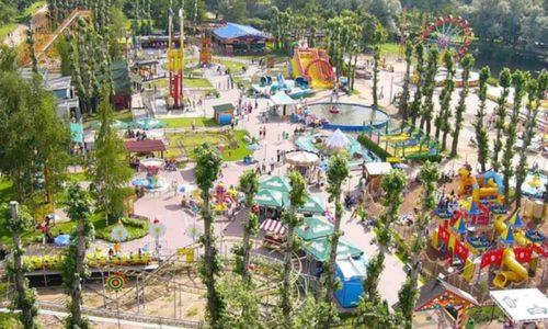 Парк Победы СПб