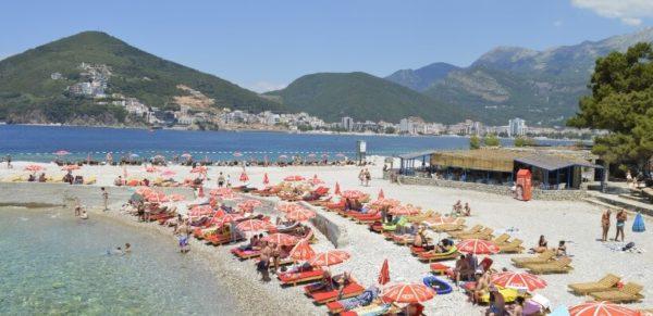 Остров Святого Николая Черногория
